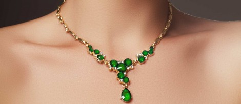 Perfect Occasion To Wear An Emerald
